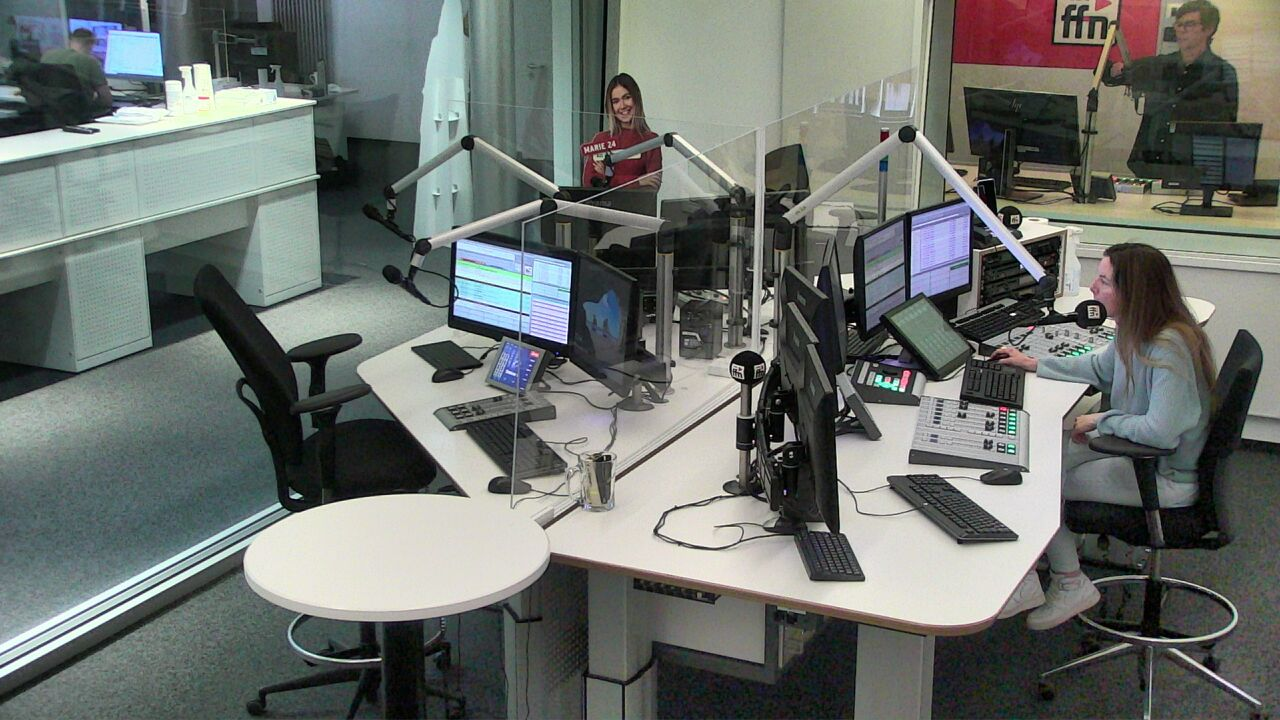 Radio Webcam